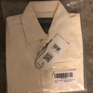 NEW Spring Notion 3T Long Sleeve Button Down